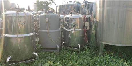 优质不锈钢搅拌罐    不是锈钢搅拌罐供应   卧式不锈钢搅拌罐