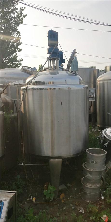 高速不锈钢发酵罐