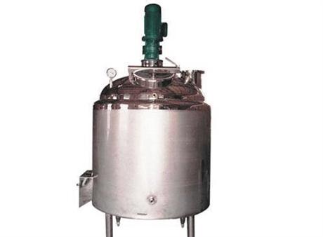 山东不锈钢搅拌罐生产商    山东不锈钢搅拌罐现货供应