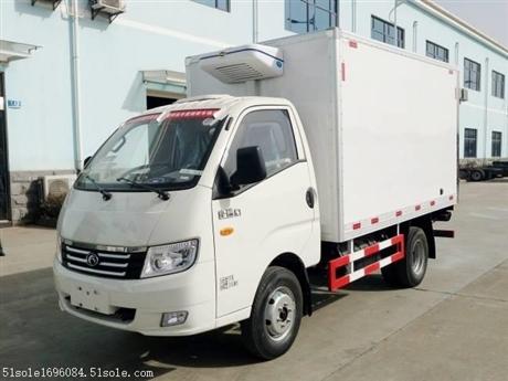 康瑞K1冷藏车报价 厢长3.5米