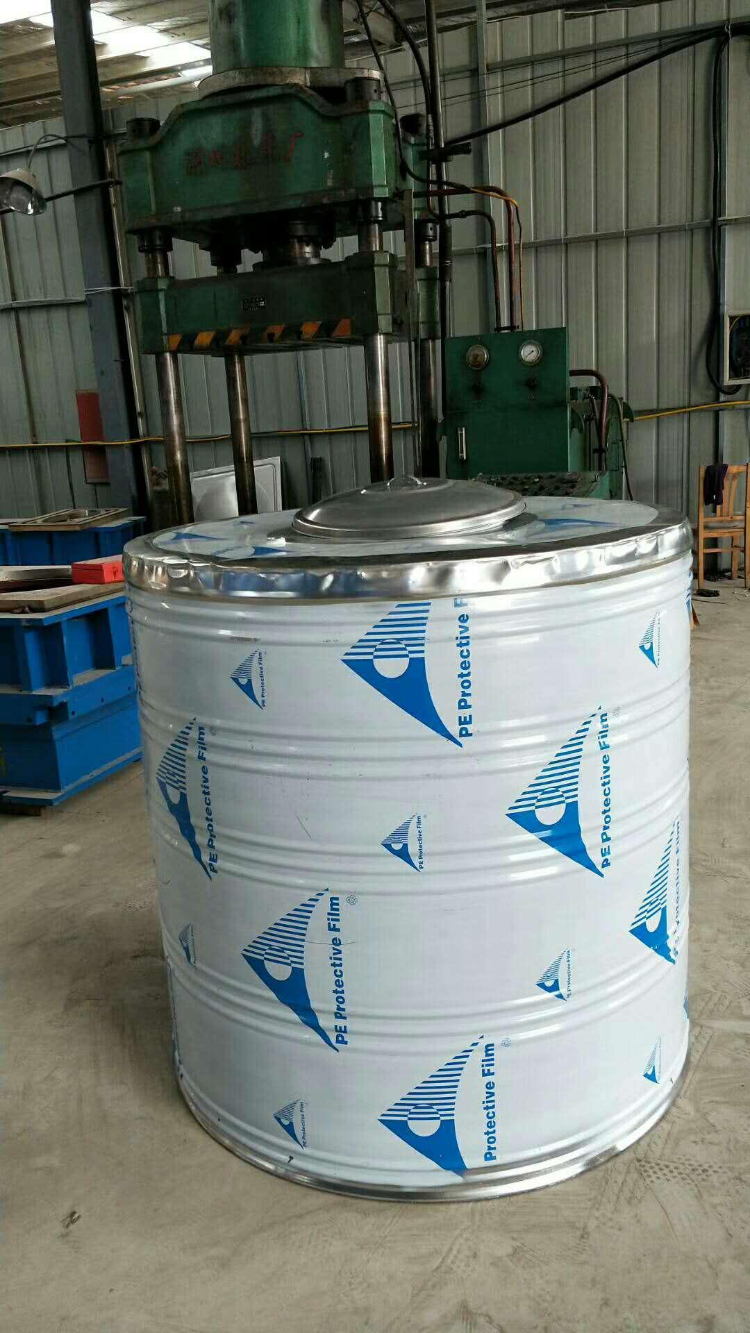 三峡力源不锈钢消防水箱厂家方形不锈钢水箱