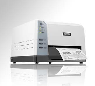 河南分销中心行业大牌POSTEK博思得Q8/200商业级打印机灵活便捷低