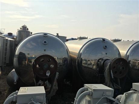 不锈钢蒸发器 可定制加工不锈钢蒸发器