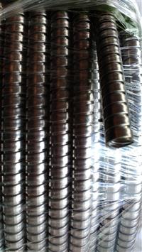 陜西咸陽 雙扣不銹鋼金屬軟管 柔性穿線軟管