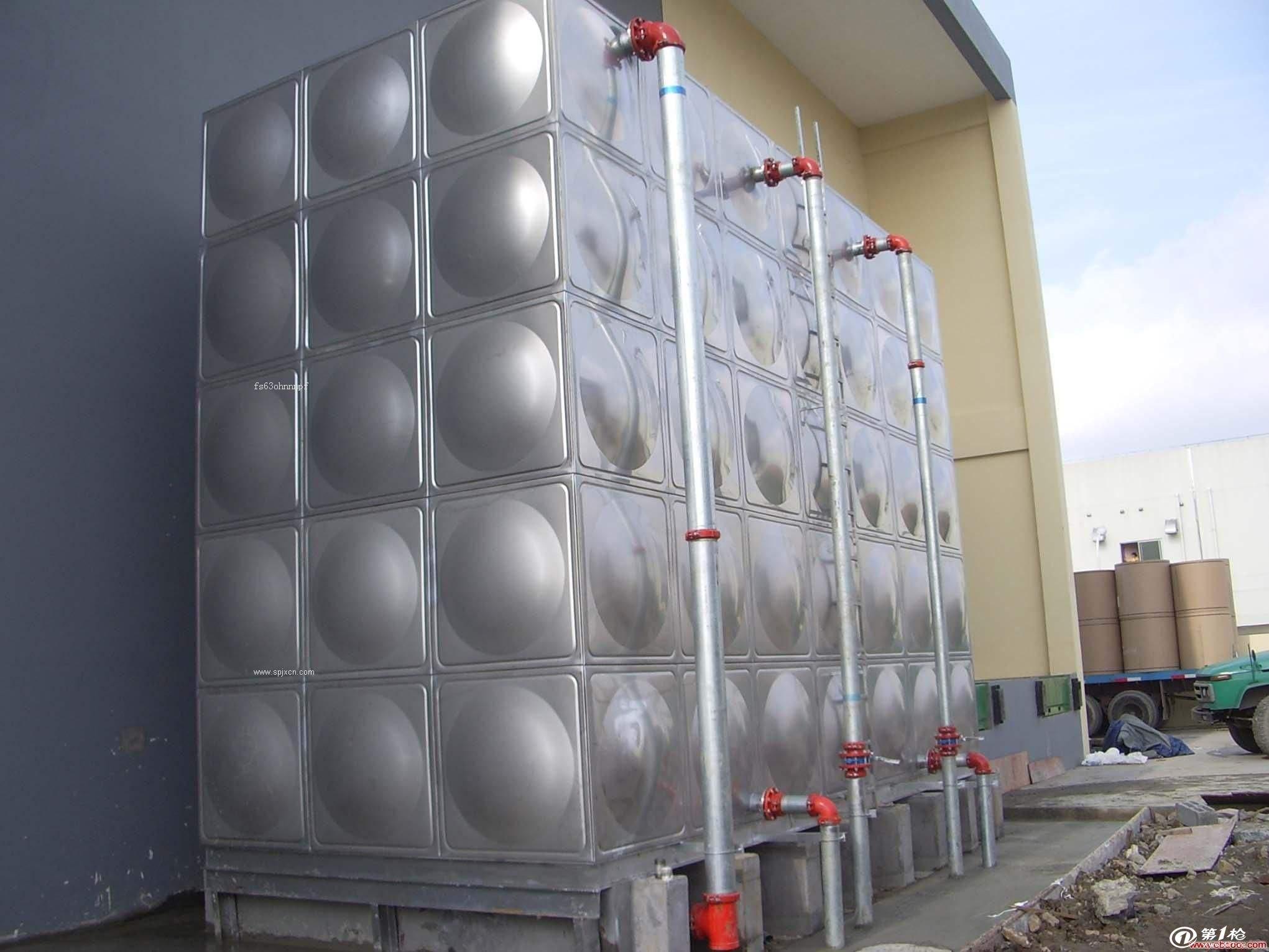商丘不锈钢消防水箱厂家不锈钢保温水箱厂家