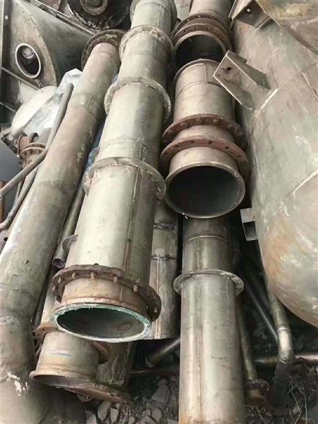 组合式蒸发器  二手不锈钢蒸发器