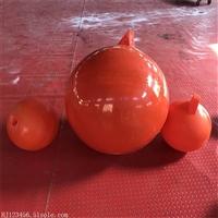 PE材质浮球 警示浮球定制 穿螺杆浮球厂家