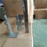木屋连接件生产厂家 镀锌齿板连接件 木桁架金属连接条