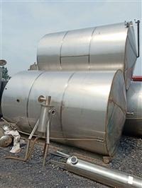 二手 30立方储水罐 50立方储油罐 碳钢铁地埋罐