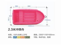 小型塑料船厂家批发价格
