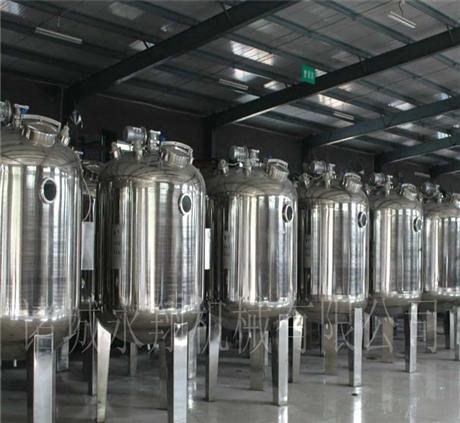 不锈钢发酵罐 各种型号发酵罐