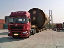 上海到毕节大件运输/运费多少