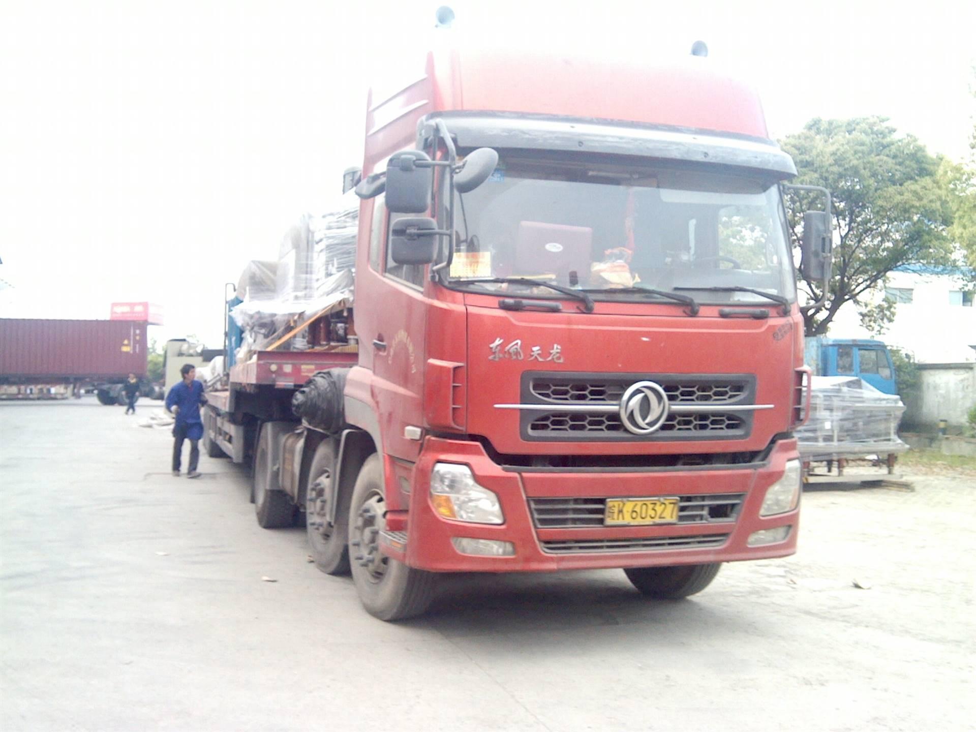 上海到红河大件运输/运费
