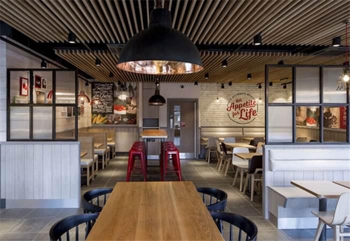 广州公装装修 餐饮空间装修 饭店 披萨店 酒吧 餐厅 咖啡店