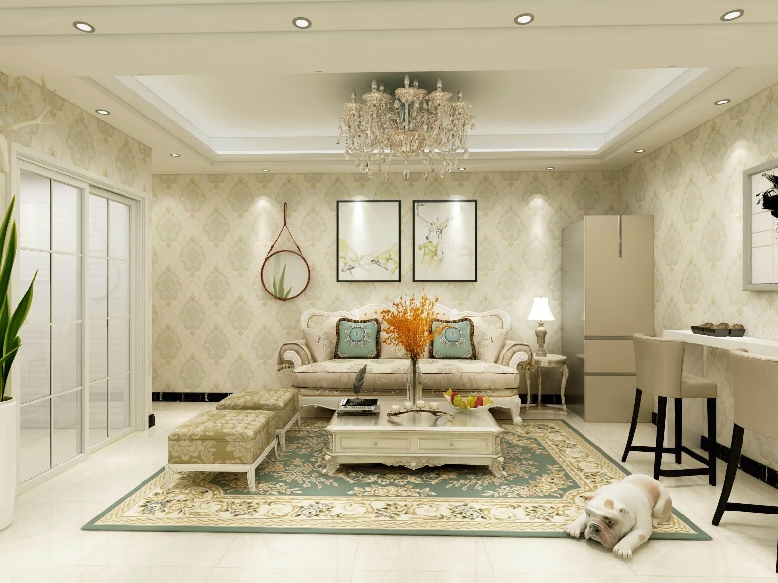 广州现代风格装修 广州创意家装 公寓复式别墅二三四居室精装