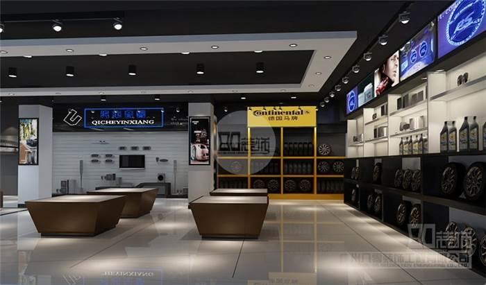 广州公装装修 展厅空间装修 商务中心 艺术馆 博物馆装修设计