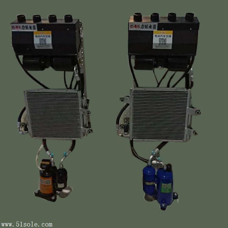 厂家直销丽驰雷丁专用专款300w600w800w立式涡旋电动空调