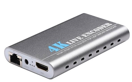 4K便携式编码器 派尼珂超高清4K编码器NK-4K40EN