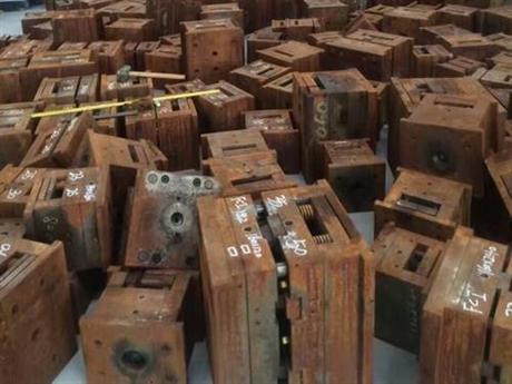 深圳钨钢回收价格 上门深圳废电线回收 模具回收