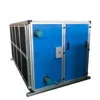 东莞新风柜冷冻水卧式暗装风柜中央空调厂家