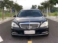 东莞黄江永安进口车行纯12年奔驰S500 AMG