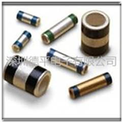 德平管状陶瓷介质穿心电容C型馈通滤波器