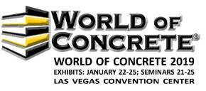 2019美国拉斯维加斯混凝土展World of concrete