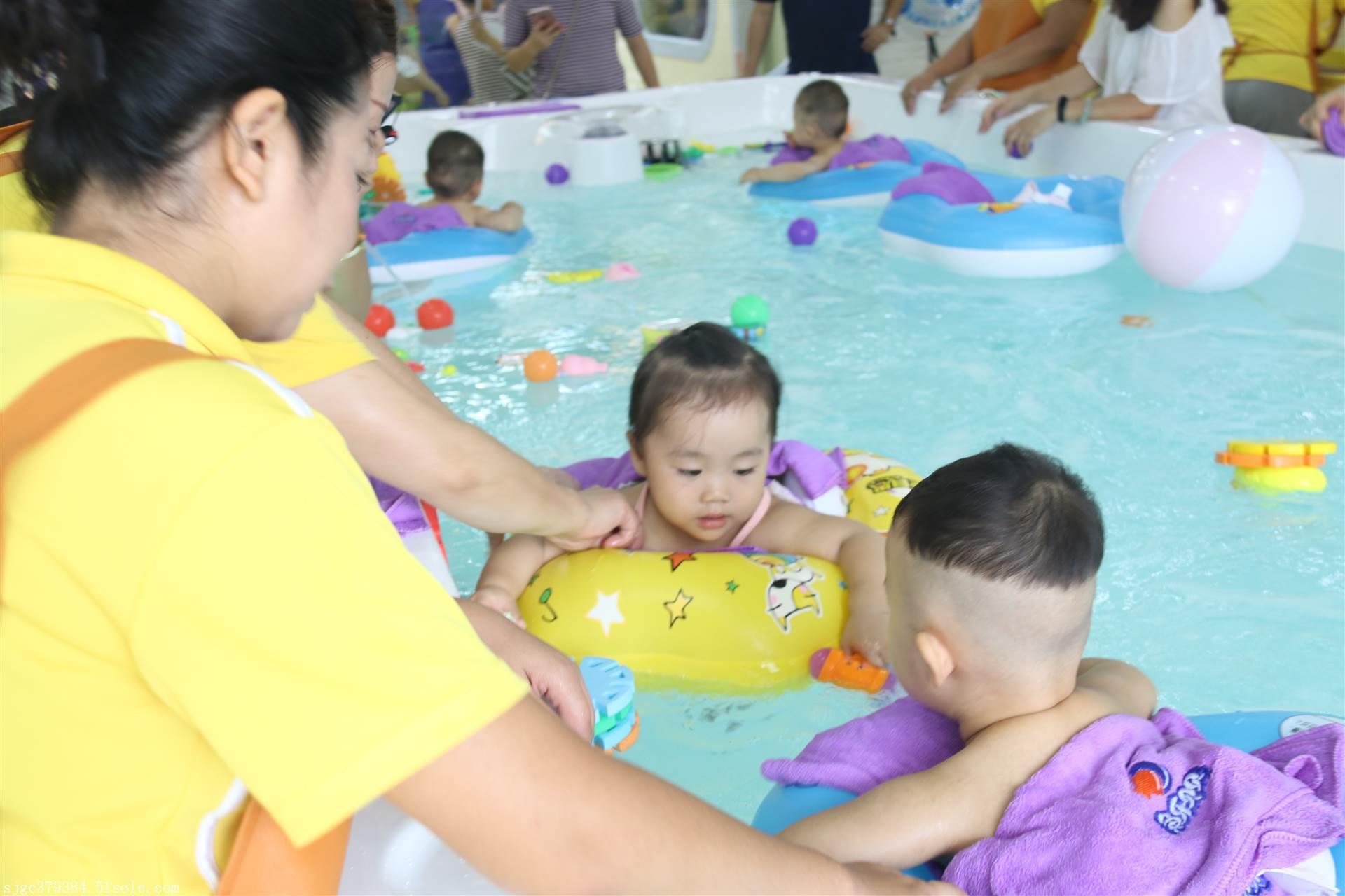 鱼乐贝贝加盟店独特的运营方式,宝宝游泳馆加盟