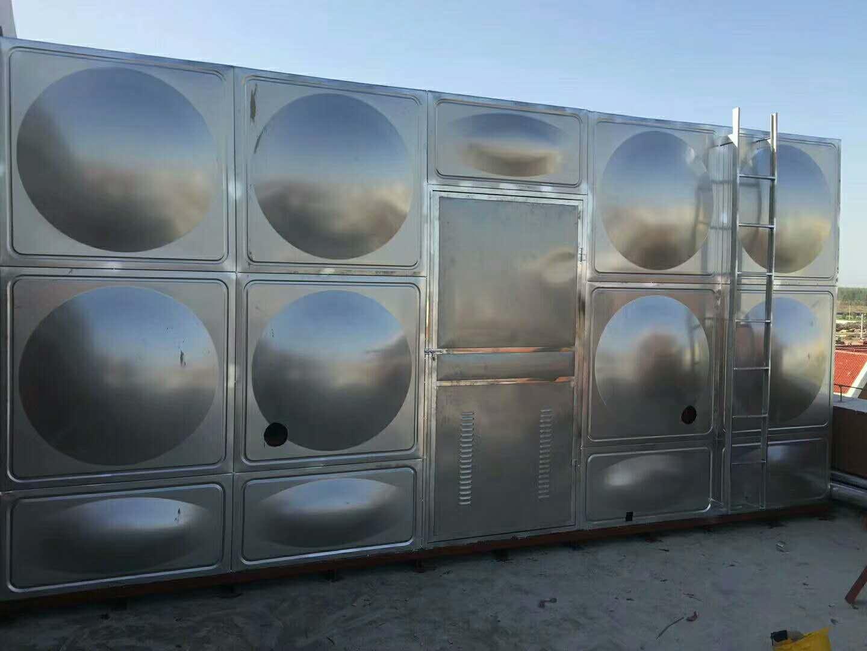 安徽力源不锈钢消防水箱厂家 保温水箱厂家