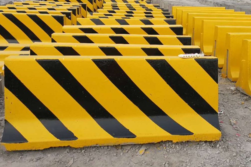 上海水泥隔离墩-高度50cm水泥隔离墩-