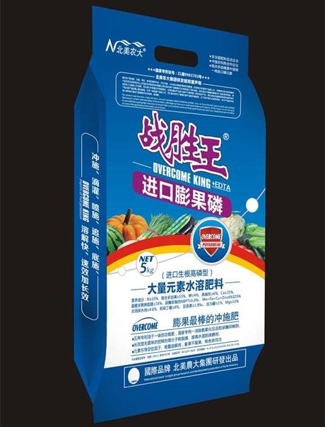 战胜王进口膨果磷大量元素水溶肥
