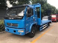 6到10吨挖机平板运输车平板车价格