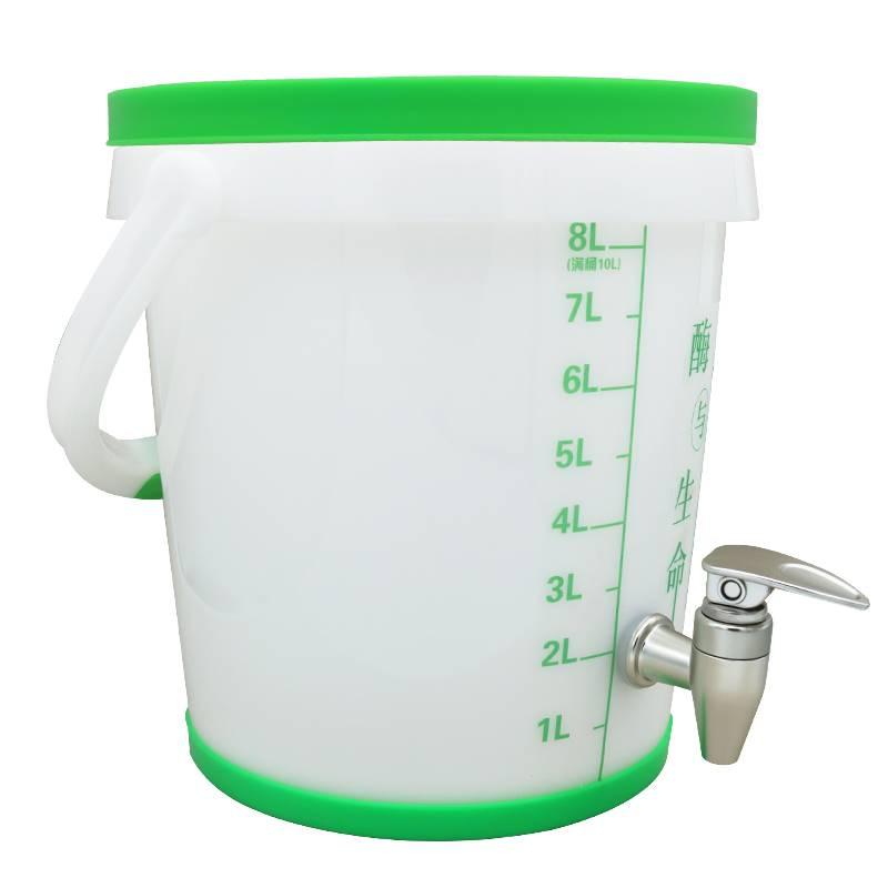 10L水果发酵桶 纳米杀菌 家用快速酵素桶 日本孝素桶妈妈10升桶