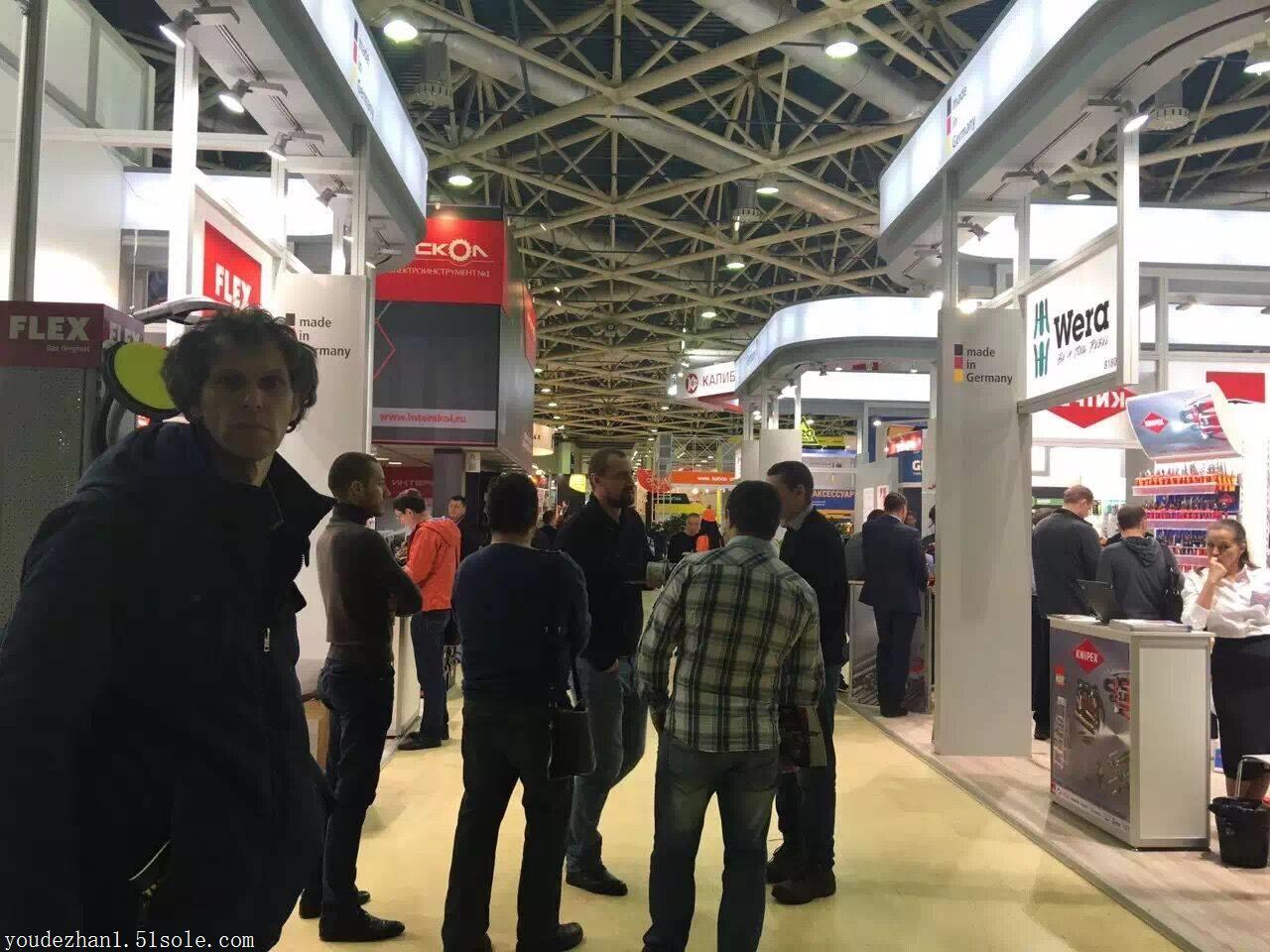 2018俄罗斯莫斯科国际五金工具展