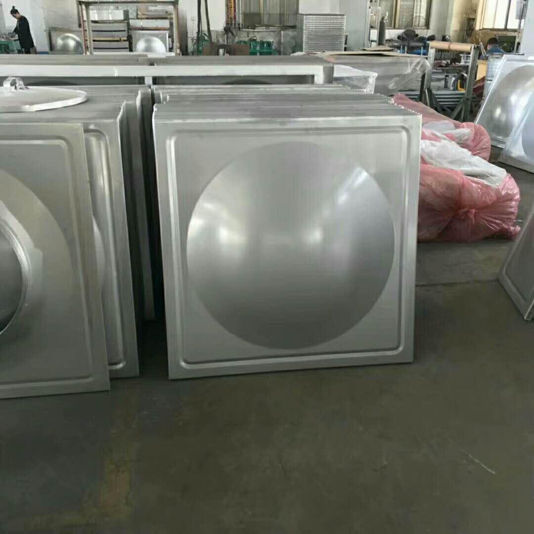淮南不锈钢消防水箱厂家 不锈钢保温水箱厂