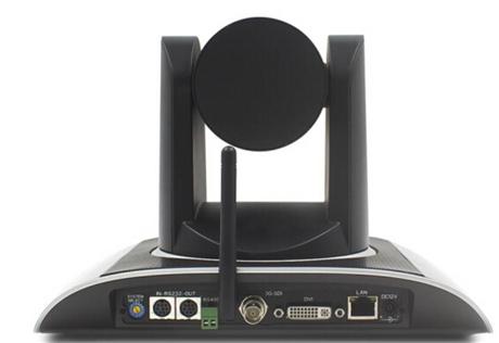 视频会议摄像机 无线WIFI 20倍1080P推流直播高清视频会议摄像机