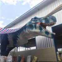 仿真恐龙案例效果图 仿真恐龙制作工艺