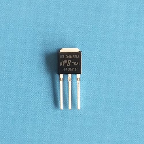 供应mos管 ISU04N65A N沟道 MOSFET