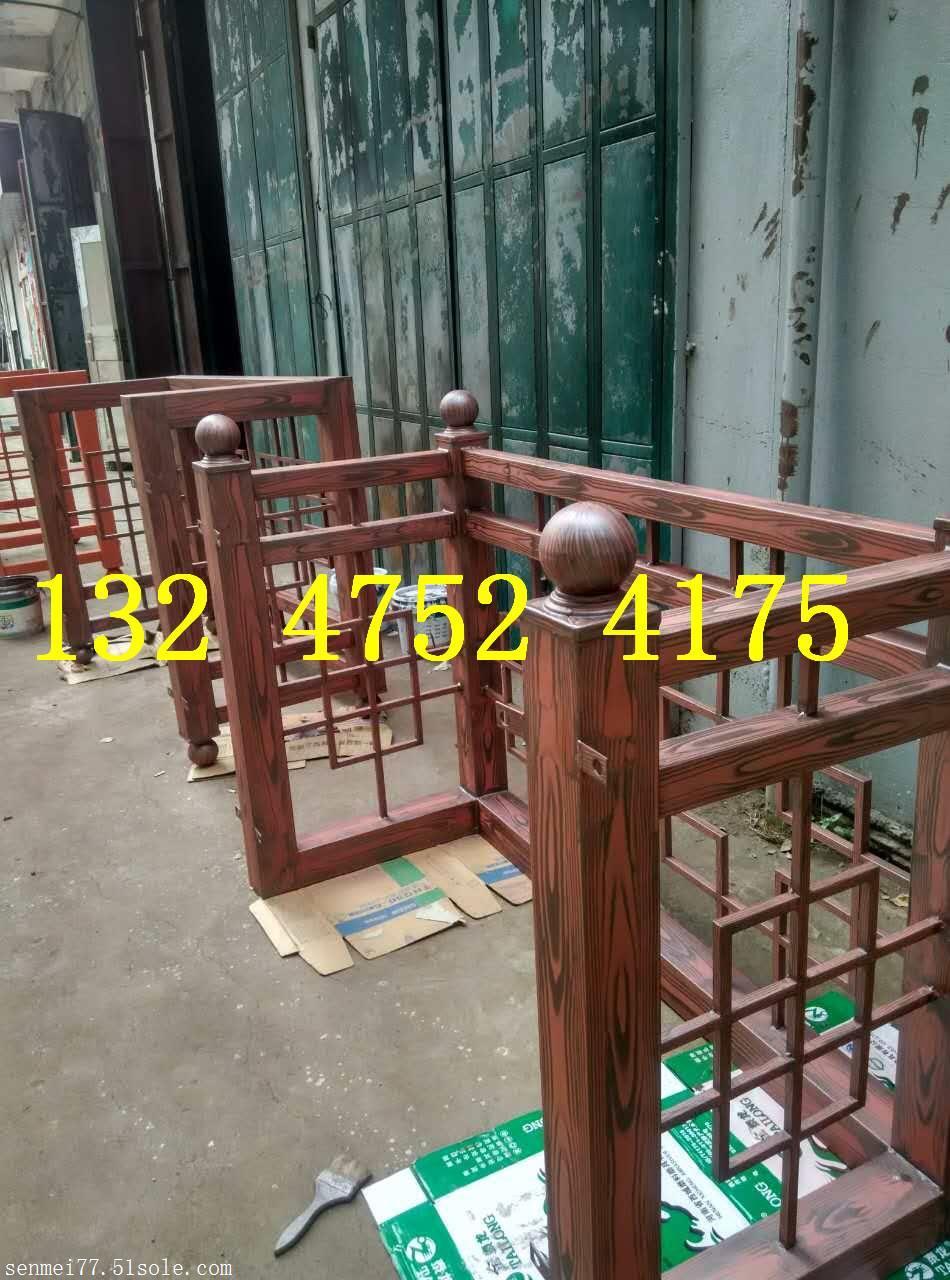 肇庆木纹漆施工 外墙混凝土仿木纹漆施工 材料销售 全国施工