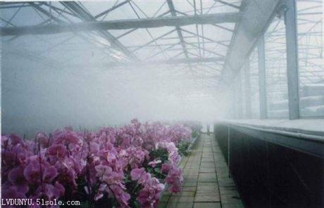 喷雾加湿系统原理