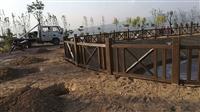漳州南平泉州水泥仿木栏杆厂家
