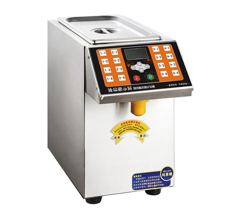 佛山开水器熙雅果糖定量机系列、果糖机白方桶