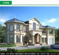 AZ049高档大气别墅图纸设计,豪华城堡梦幻别墅图,居住舒适