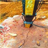 破碎锤成本太高用什么机器可以降低成本江苏泰州哪个牌子好