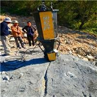硅石矿山开采破碎锤打不动岩石凤凰彩票app手机版棒新疆阜康市货到付款