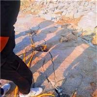 山西太原坚硬岩石开挖石头分裂机一一厂家直销