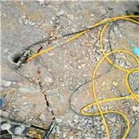 内蒙古二连浩特市巷道掘进坚硬石头破裂分裂机一一欢迎莅临