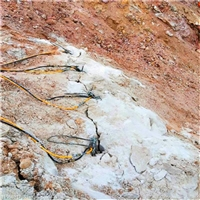 挖地基盖房子不能使用炸药怎么开采石头新疆乌鲁木齐市客户评价