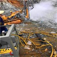 铁矿开采比破碎锤产量高成本低的设备内蒙古巴音郭楞专业可靠