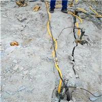 地基基础开挖不能爆破岩石劈裂机齐齐哈尔量大从优